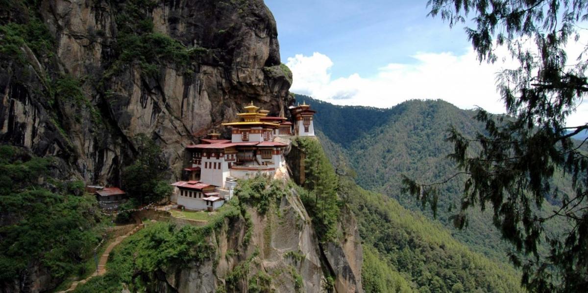 Calcutta e Buthan