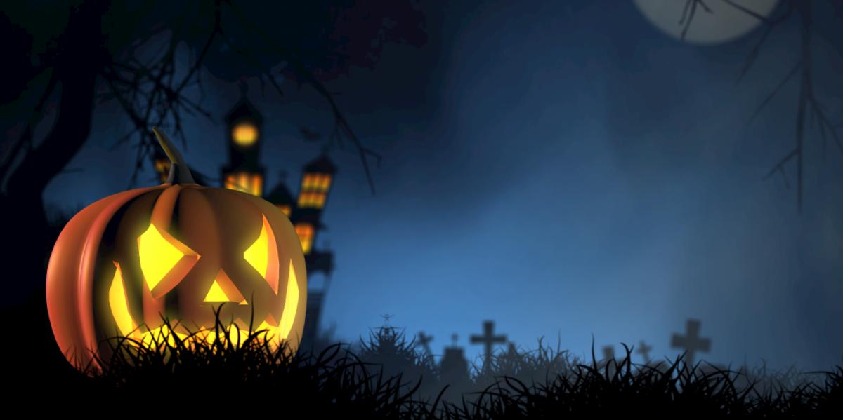 Halloween -Castello di Dracula